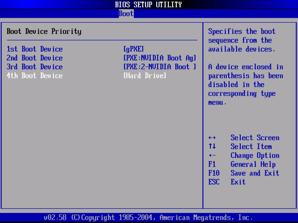 Как установить windows xp с диска на компьютер